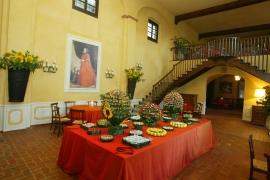 Castello di Tagliolo-Salone Ricevimenti-Lug.'05-